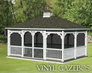 gazebos salem county nj