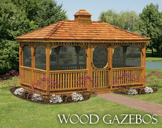 gazebos cumberland county nj